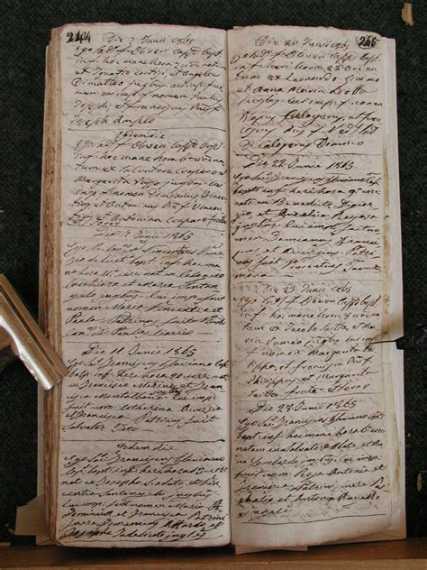 Italian Birth Records 1800s 1800s Church Records D