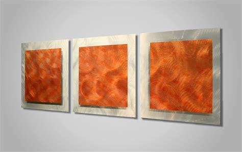 for sale artsyhome - Orange Wall Decor