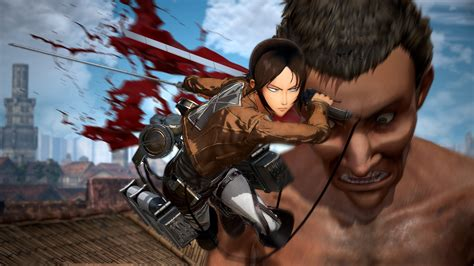 attack on titan 11 attack on titan 2 switch details and screenshots