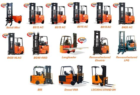 Car Lift Types by 1000 Images About All Types Of Forklifts On