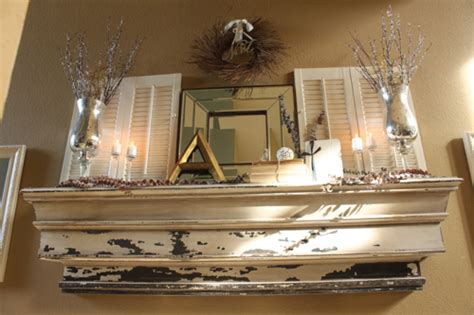 Mantel Shelf Decorating Ideas by Winter Mantel Inspiration Ideas Home Stories A To Z