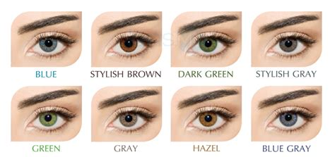 acuvue colored contact lenses waicon trikolor colored contact lenses and