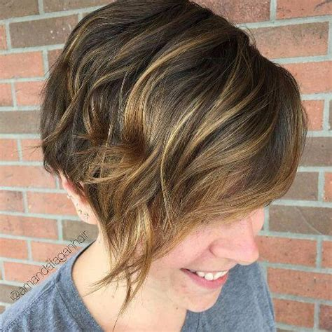 brown pixie with blonde highlights 45 blonde highlights ideas for all hair types and colors
