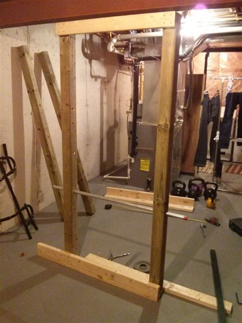 homemade bench press bench 100 diy bench press rack solving the entry problem part 2 starting to build a