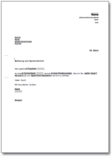 Muster Schreiben Kindergeld Beh 246 Rdenantr 228 Ge Und Befreiungen Weitere Vorlagen 187 Dokumente Vorlagen