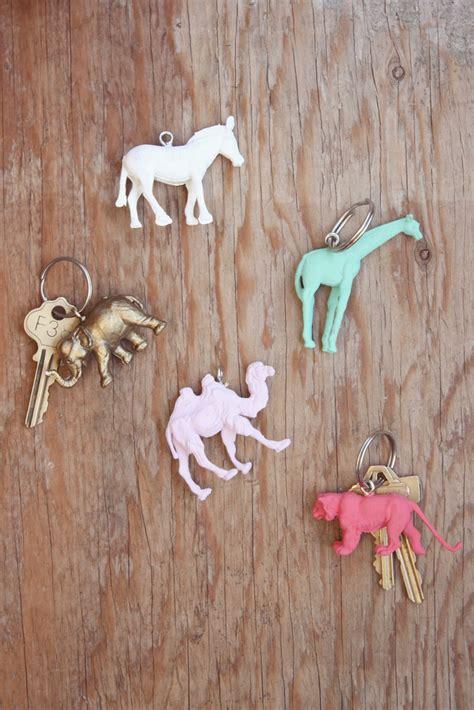 animal keychains dollar store crafts