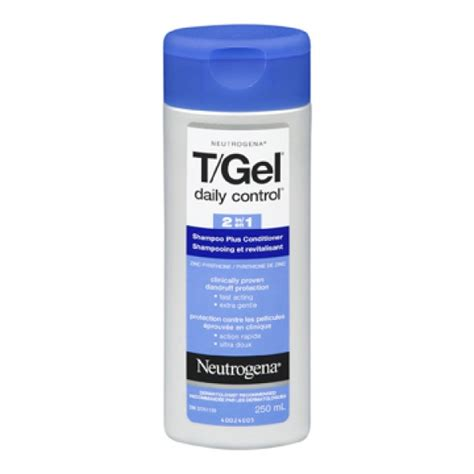 Neutrogena T Gel Daily 2 In 1 200ml Limited buy neutrogena t gel daily 2 in 1 shoo conditioner in canada free shipping
