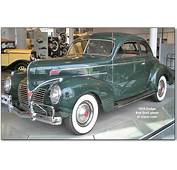1939 Dodge Luxury Liner A New Car For The End Of