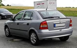 Opel G File Opel Astra 1 6 Selection G Heckansicht 21 Juni