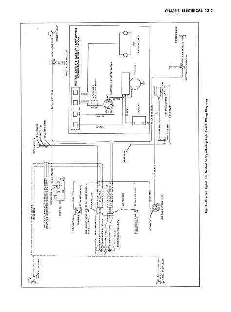 sterring colum wiring - TriFive.com, 1955 Chevy 1956 chevy