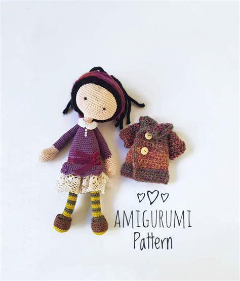pattern by etsy reviews amigurumi doll pattern crochet doll pattern pdf for learn