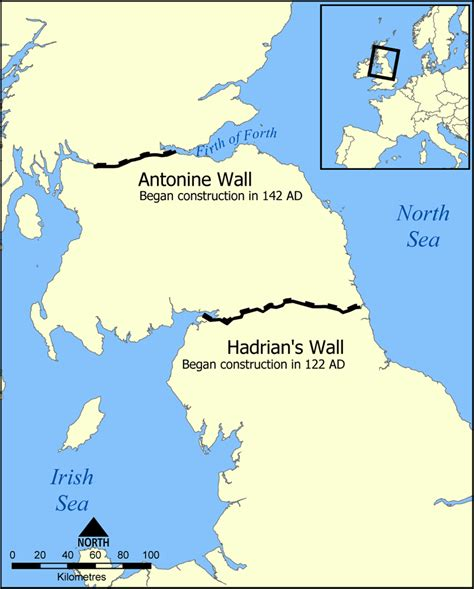 hadrian s wall simple the free