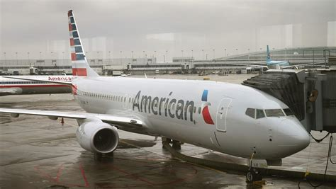 american airlines flights cancelled   blizzard