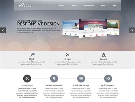 homepage design gettskill