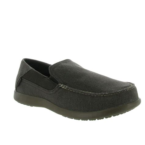 crocs loafers santa crocs santa 2 luxe loafer mens slip ons