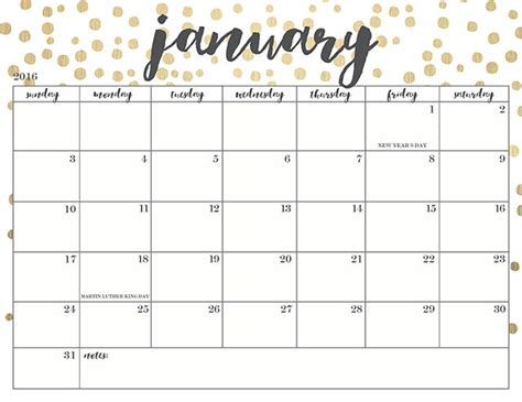 printable calendar cute 2017 january 2017 calendar cute yearly calendar printable