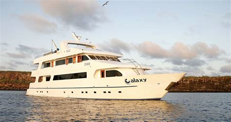 galapagos islands boats galaxy cruise discovering galapagos andean trails