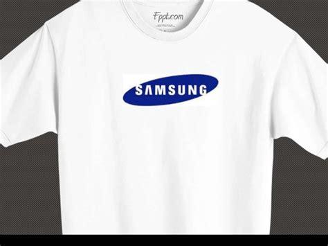 Samsung T Shirt Samsung T Shirt