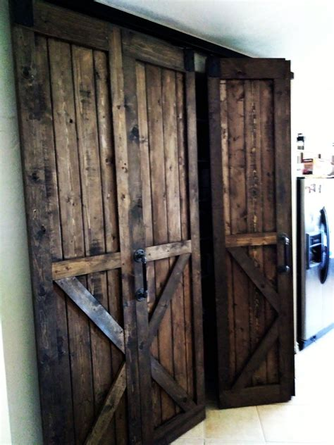 folding barn doors barn doors custom woodwork arizona barn doors