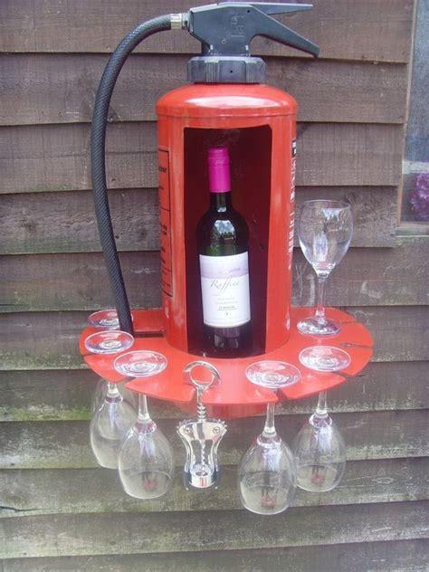 wine holder fire extinguisher wine fire equipment