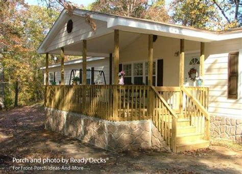Home Decorating Furniture porch designs for mobile homes mobile home porches