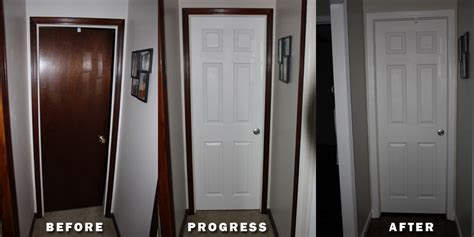 painting doors and trim different colors paint colors diy and home improvement blog fresh nest blog