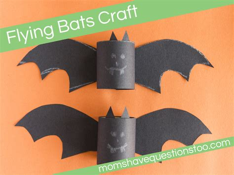 flying crafts for flying bats craft questions