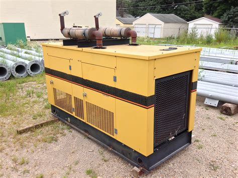 generac 45kw gas generator 1122 for sale