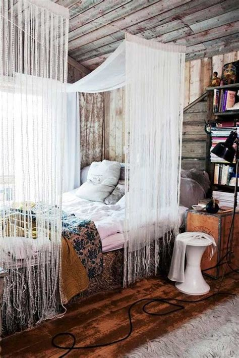 Bohemian Bed Canopy 20 Magical Diy Bed Canopy Ideas Will Make You Sleep Architecture Design