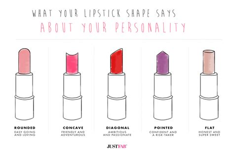 Would You Match Your Lipstick To Your by What Your Lipstick Says About Your Personality The Style