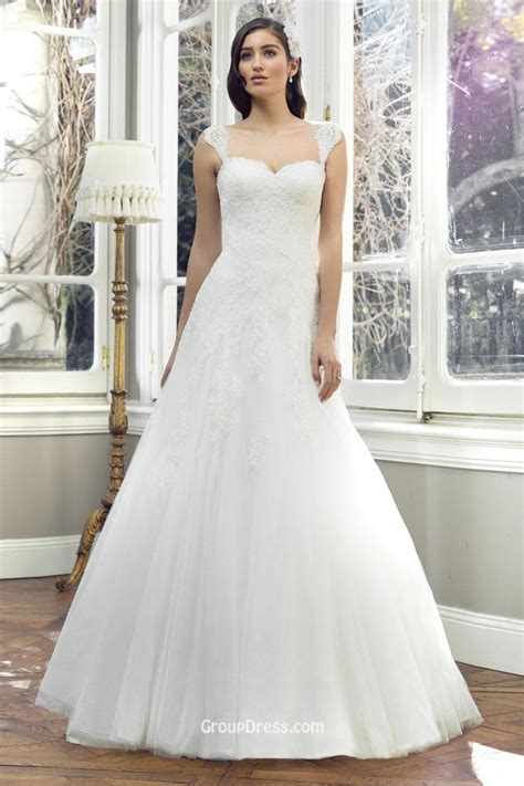 wedding dresses with sleeves long lace cap sleeve bhldn stunning cap sleeves backless long a line lace wedding