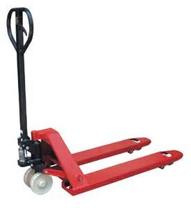 pallet truck loading bay safety safe use of pallet trucks