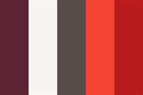 cinnabar color cinnabar color palette