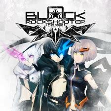 ps vita black rock shooter themes black rock shooter the game on ps vita official