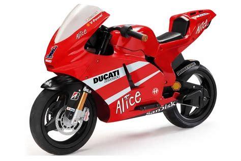 lade moto juguetes ducatistas para los m 225 s peque 241 os de la casa