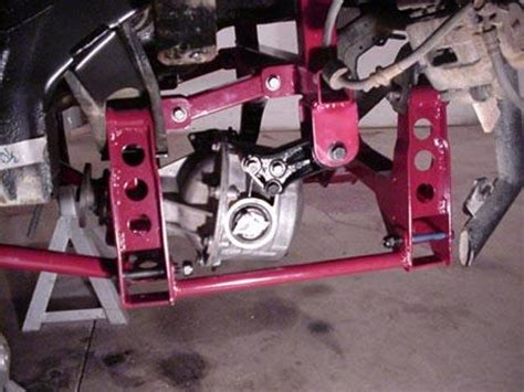 "sidekick diy 9"" suspension lift up front | izook"