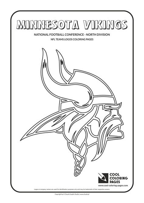 nfl teams logos coloring pages images  pinterest