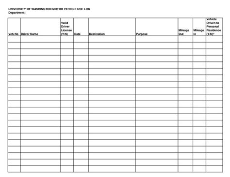 vehicle care log the 25 best vehicle maintenance log ideas on