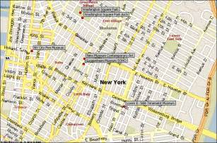 Soho New York Map by Hanging Soho Back In The Dayzzz 171 Pink Berry Shortcake
