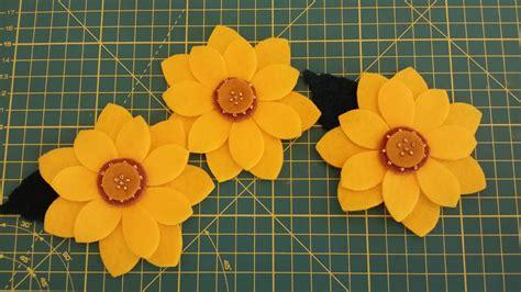 come fare i fiori di pannolenci fiori in pannolenci fai da te tutorial gratis con