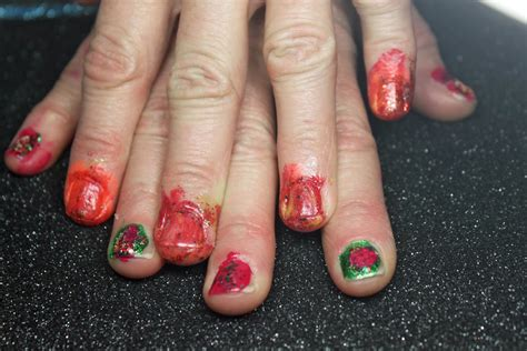 Painted Nail by Painted Nails Ideas Www Imgkid The Image Kid Has It