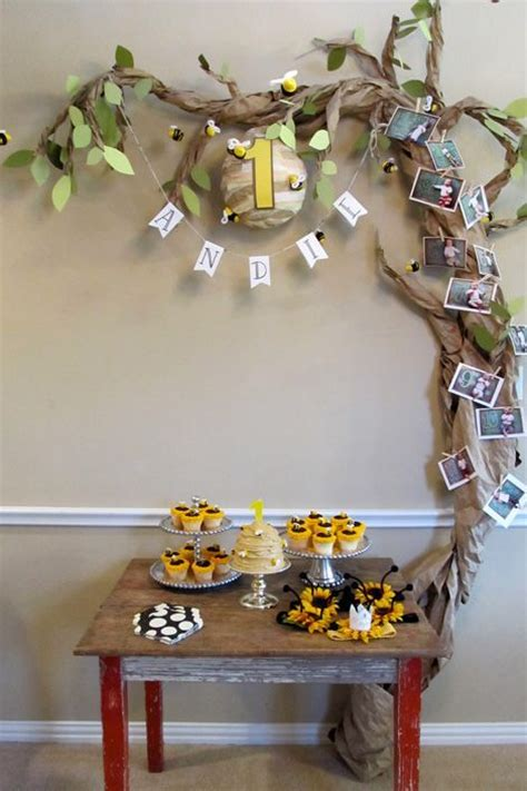 water themed birthday party honeybear 17 best images about bee theme birthday party on