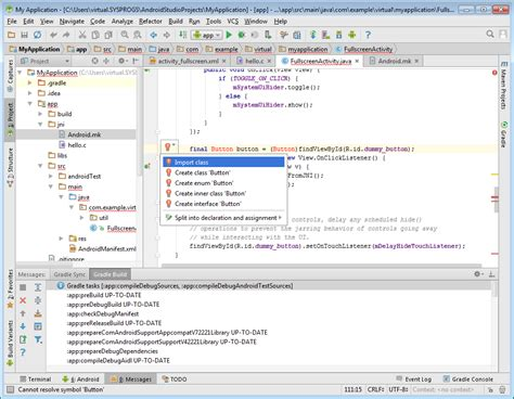 android studio flavors tutorial co developing android projects with gradle flavors with