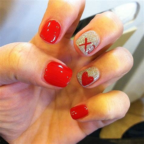nail designs for s day valentine s day nail dipfeed