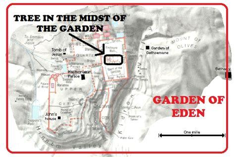 Location Of Garden Of by The Aleph Tav Project Torah Portion Vay Yeyrah