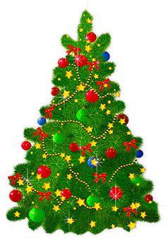 animated christmas trees christmas tree clipart animations