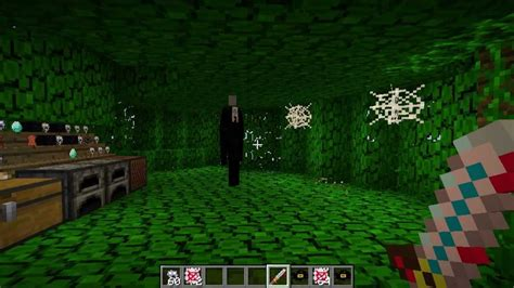 slender mod online game minecraft slenderman mod youtube