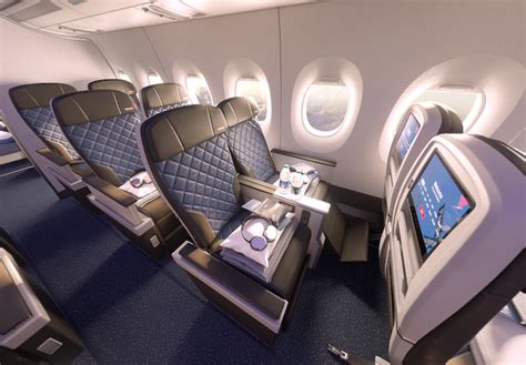 delta upgrade from economy comfort to business class why i m excited and suspicious about delta s new premium