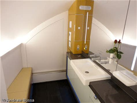 lufthansa first class bathroom frequent flyer guy miles points tips and advice to help flying lufthansa a380