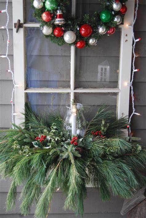 Dekorierte Fenster Weihnachten by Window From My Grandfather S House With A Wreath